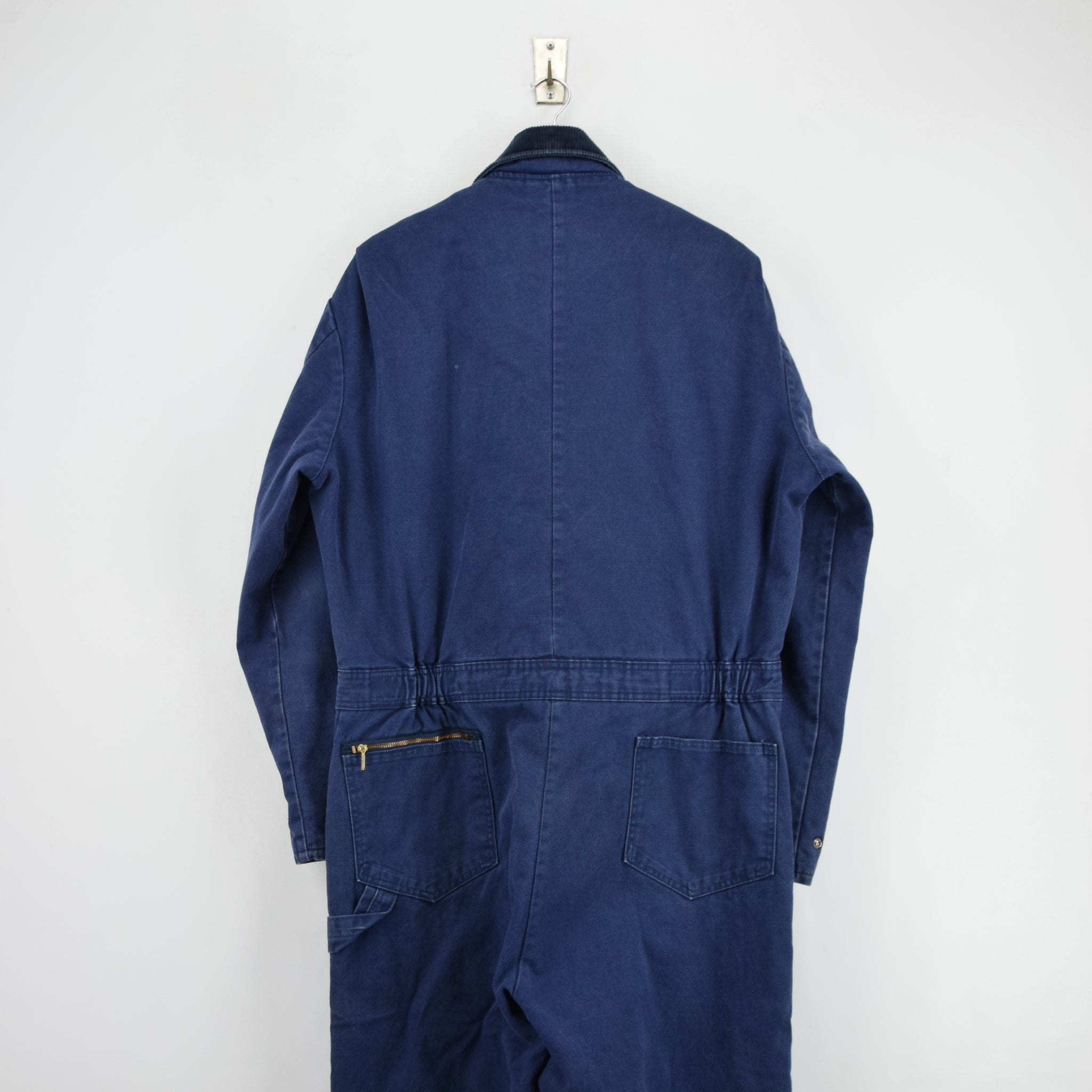 Vintage Walls Zero Zone Workwear Coverall Insulated Overalls Made in USA L back