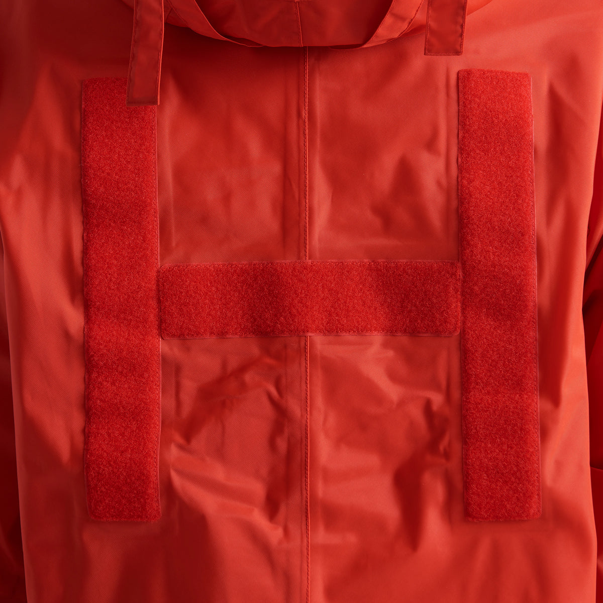 Henri Lloyd X Nigel Cabourn Waterproof Spray Jacket Old Red Velcro