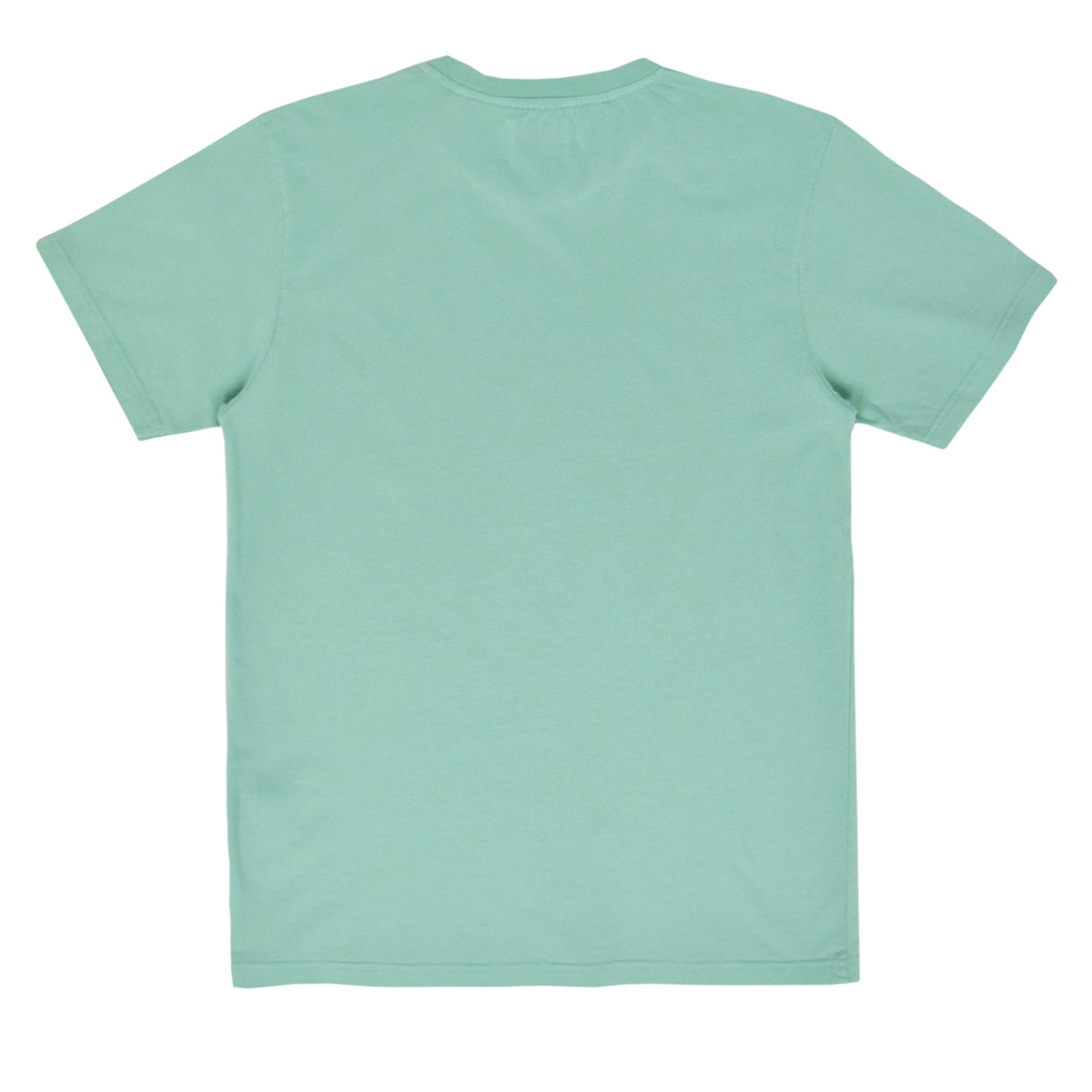 Colorful Standard Organic Cotton Tee Faded Mint back