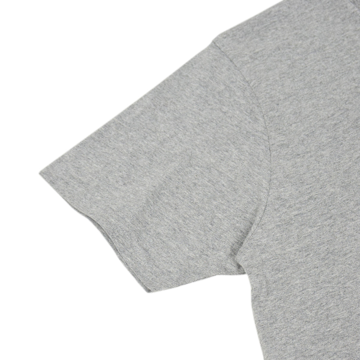 Colorful Standard Organic Cotton Tee Heather Grey arm