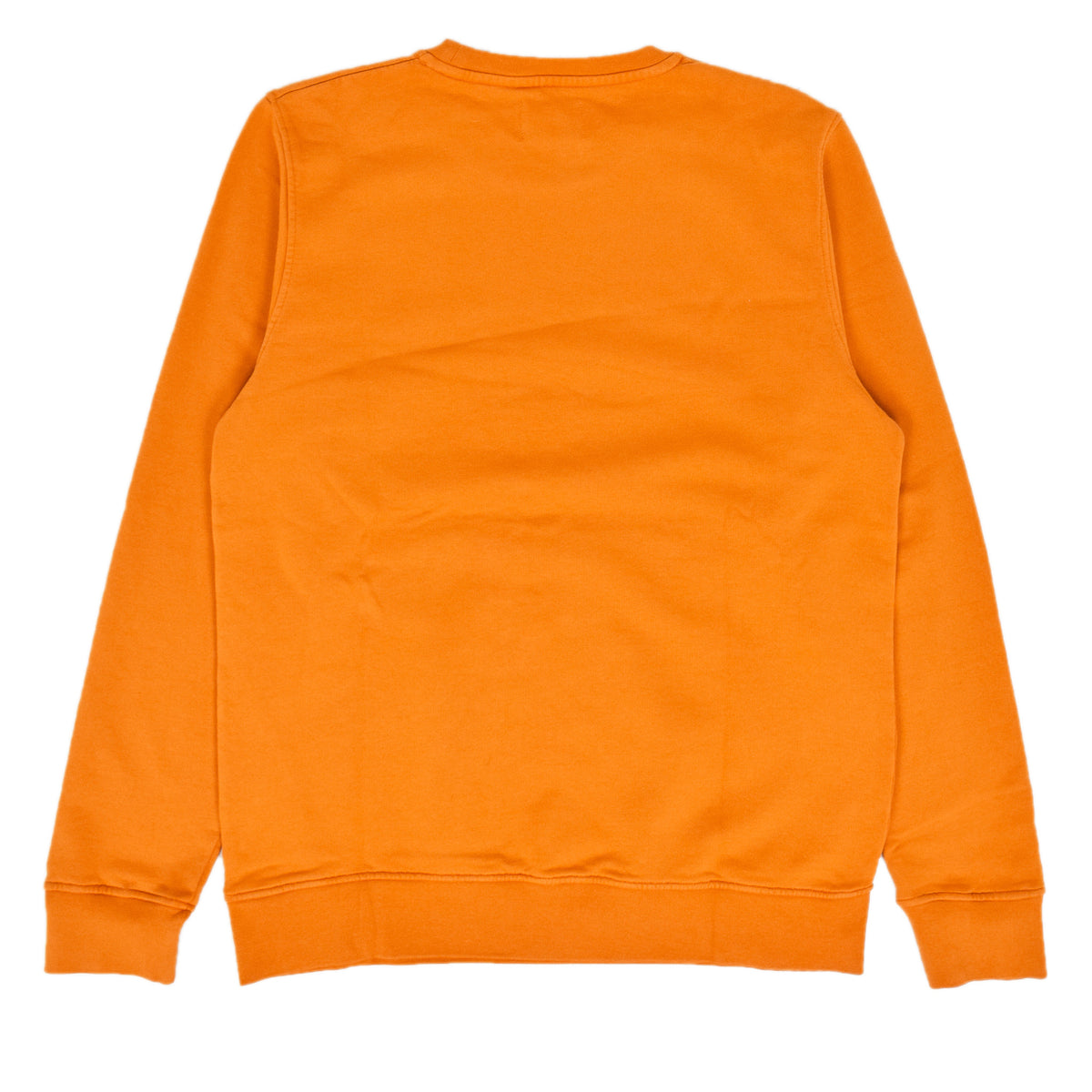 Colorful Standard Crew Sweat Organic Cotton Burned Orange back