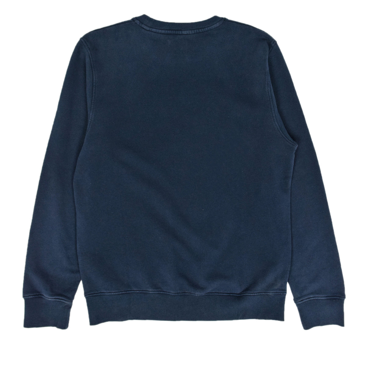 Colorful Standard Crew Sweat Organic Cotton Navy Blue back