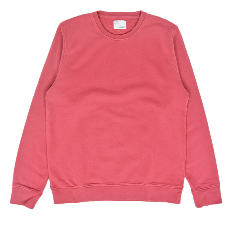 Colorful Standard Classic Organic Cotton Crew Sweat Raspberry Pink
