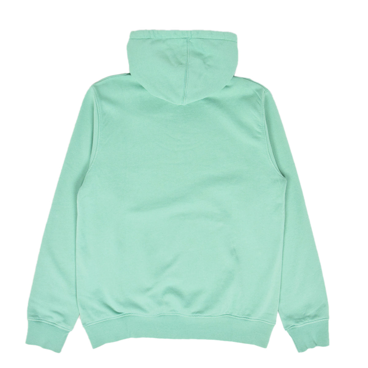 Colorful Standard Classic Organic Cotton Hood Sweat Faded Mint back