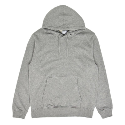 Colorful Standard Classic Organic Cotton Hood Sweat Heather Grey front