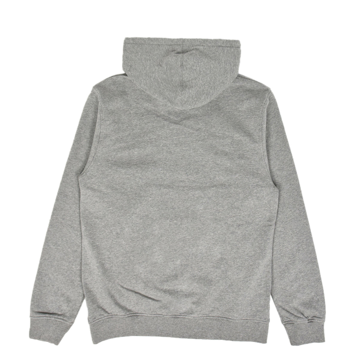 Colorful Standard Classic Organic Cotton Hood Sweat Heather Grey back