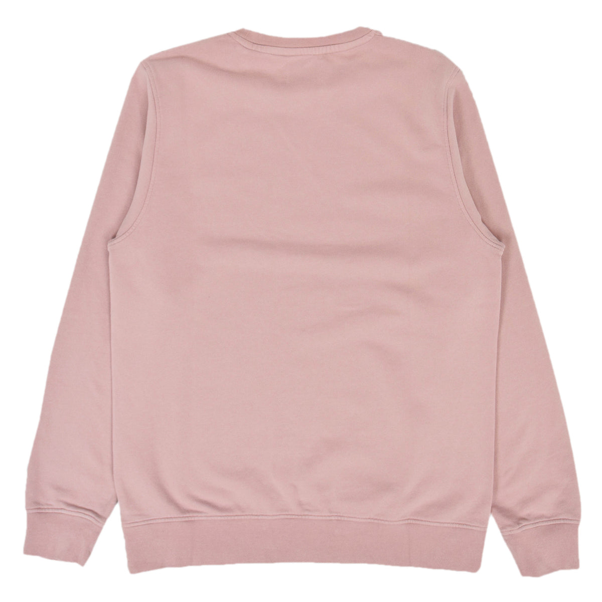 Colorful Standard Classic Organic Cotton Crew Sweat Faded Pink back