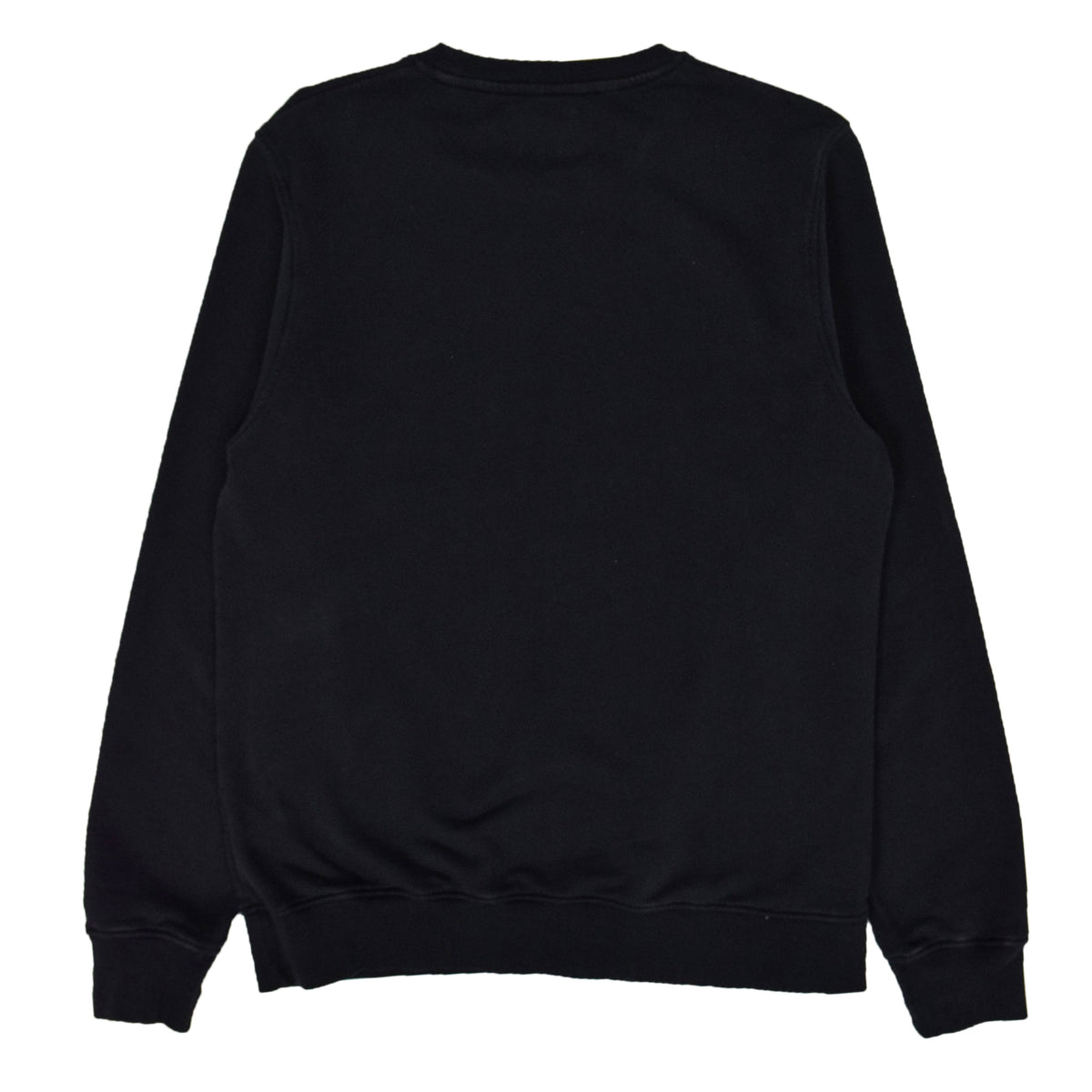 Colorful Standard Classic Organic Cotton Crew Sweat Deep Black back