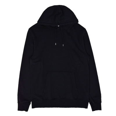 Colorful Standard Classic Organic Cotton Hood Sweat Deep Black front