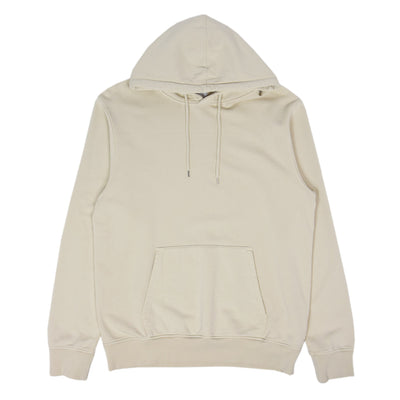 Colorful Standard Classic Organic Cotton Hood Sweat Ivory White front