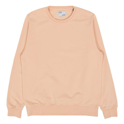 Colorful Standard Classic Organic Cotton Crew Sweat Paradise Peach FRONT