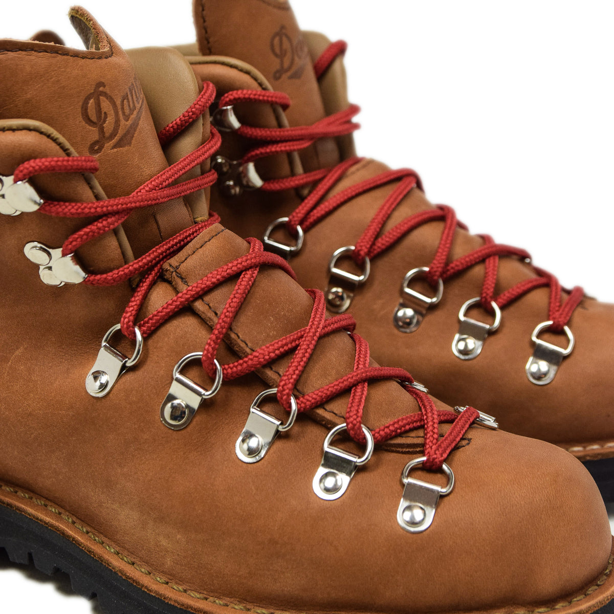 Danner Mountain Light Leather Gore-Tex Boot Cascade Clovis Laces