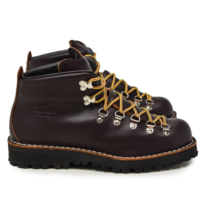 Danner Mountain Light Gore-Tex Leather Boot Brown Side