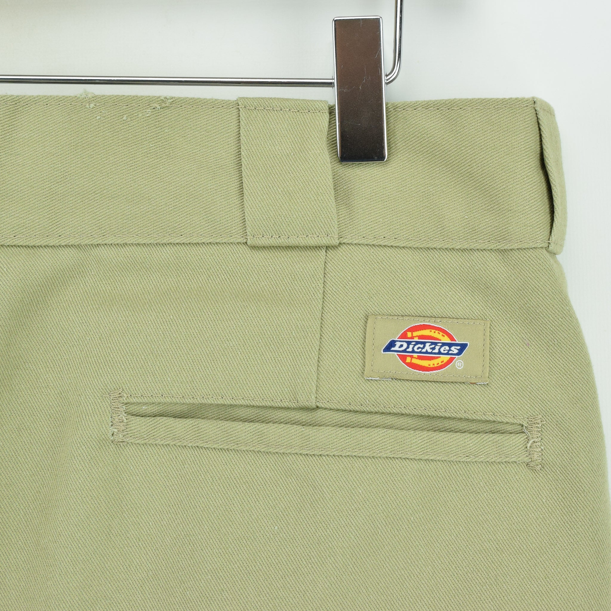 Dickies Workwear 874 Original Fit Work Flat Front Utility Trousers 32 W 30 L back pocket