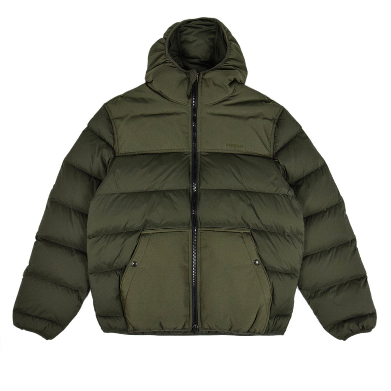 Filson Featherweight Down Jacket Otter Green Front