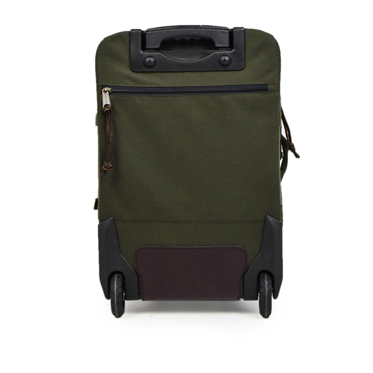 Filson Dryden Cordura Nylon 2-Wheel Carry-on Bag back