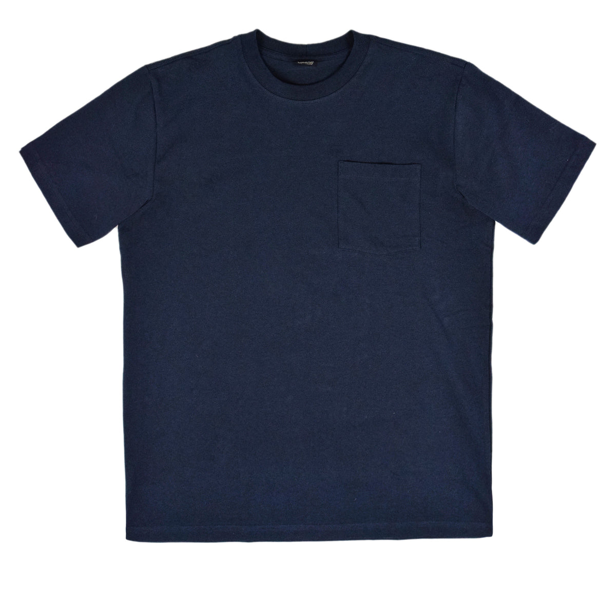 Filson Short Sleeve Outfitter One Pocket T-Shirt Dark Navy front