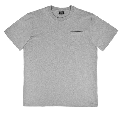 Filson Short Sleeve Outfitter One Pocket T-Shirt Gray Heather front