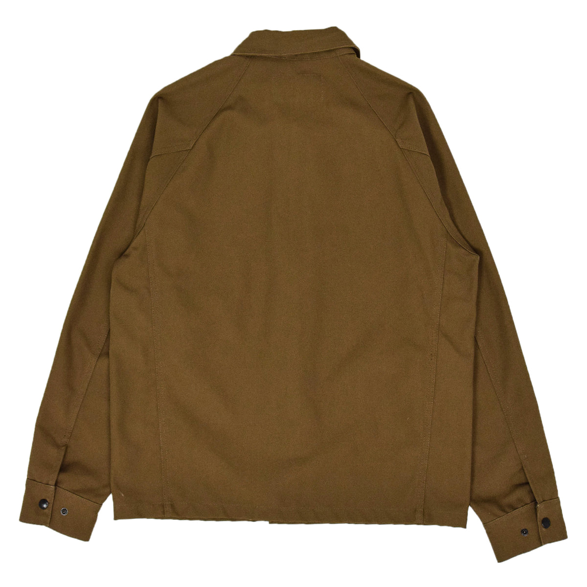 Filson CCF Duck Canvas Chore Coat Sepia back