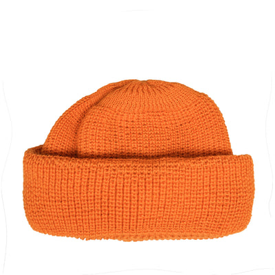 Heimat Wool Mechanics Hat Rescue Orange main