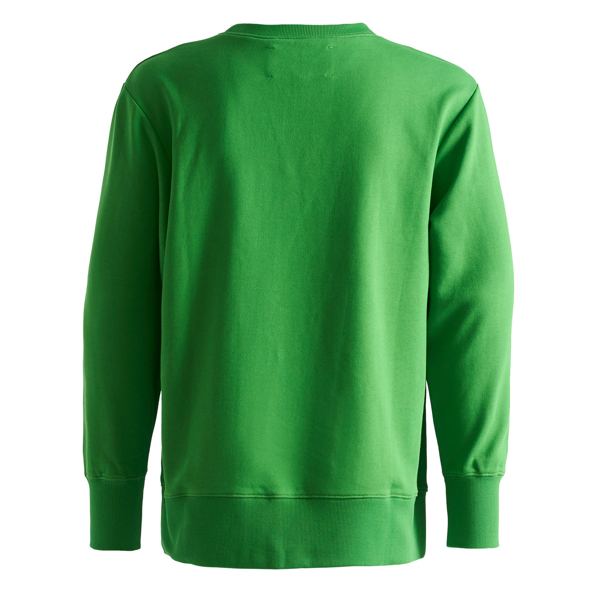 Henri Lloyd X Nigel Cabourn Technical Sweater Emerald Green Back