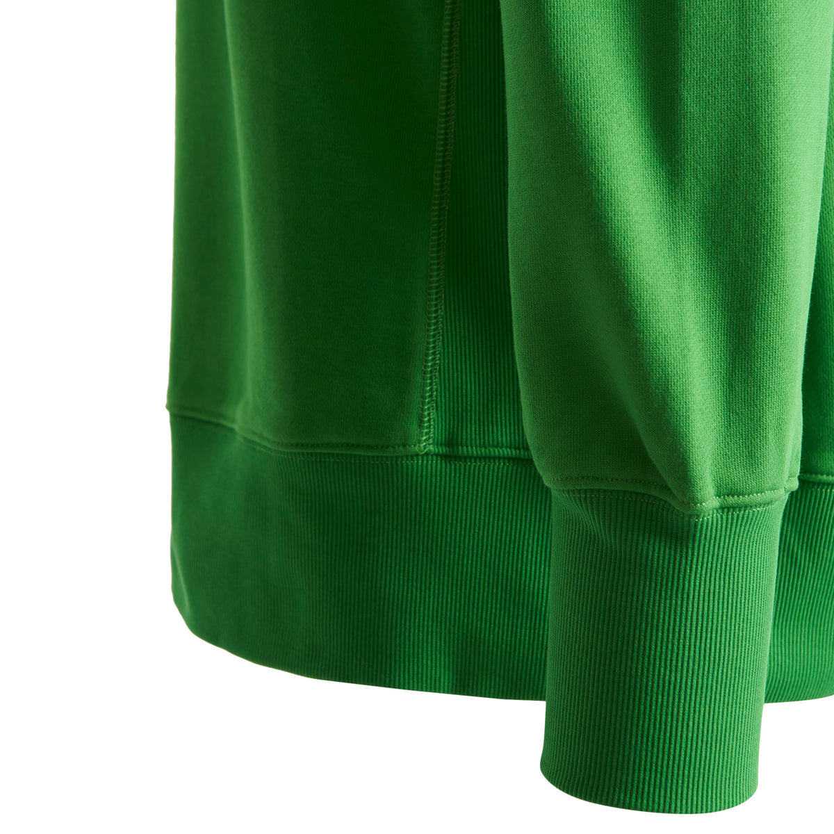 Henri Lloyd X Nigel Cabourn Technical Sweater Emerald Green Cuff