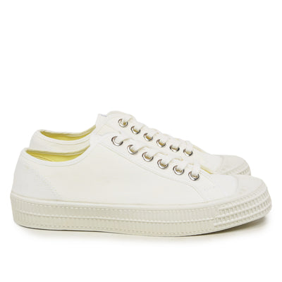 Novesta Natural Rubber Star Master Trainer White  side