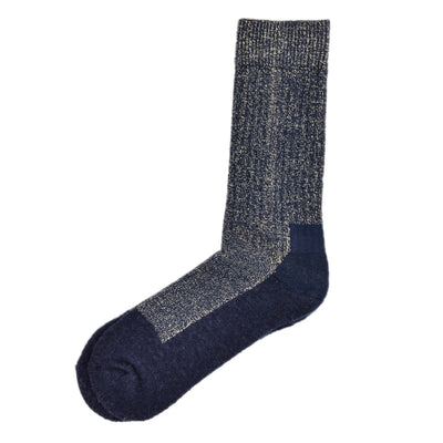 Red Wing Deep Toe Capped Socks Navy front