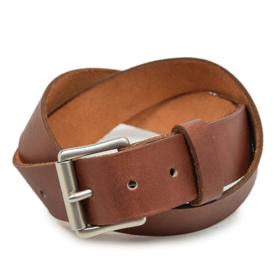 Red Wing Pioneer Leather Belt Oro Russett front