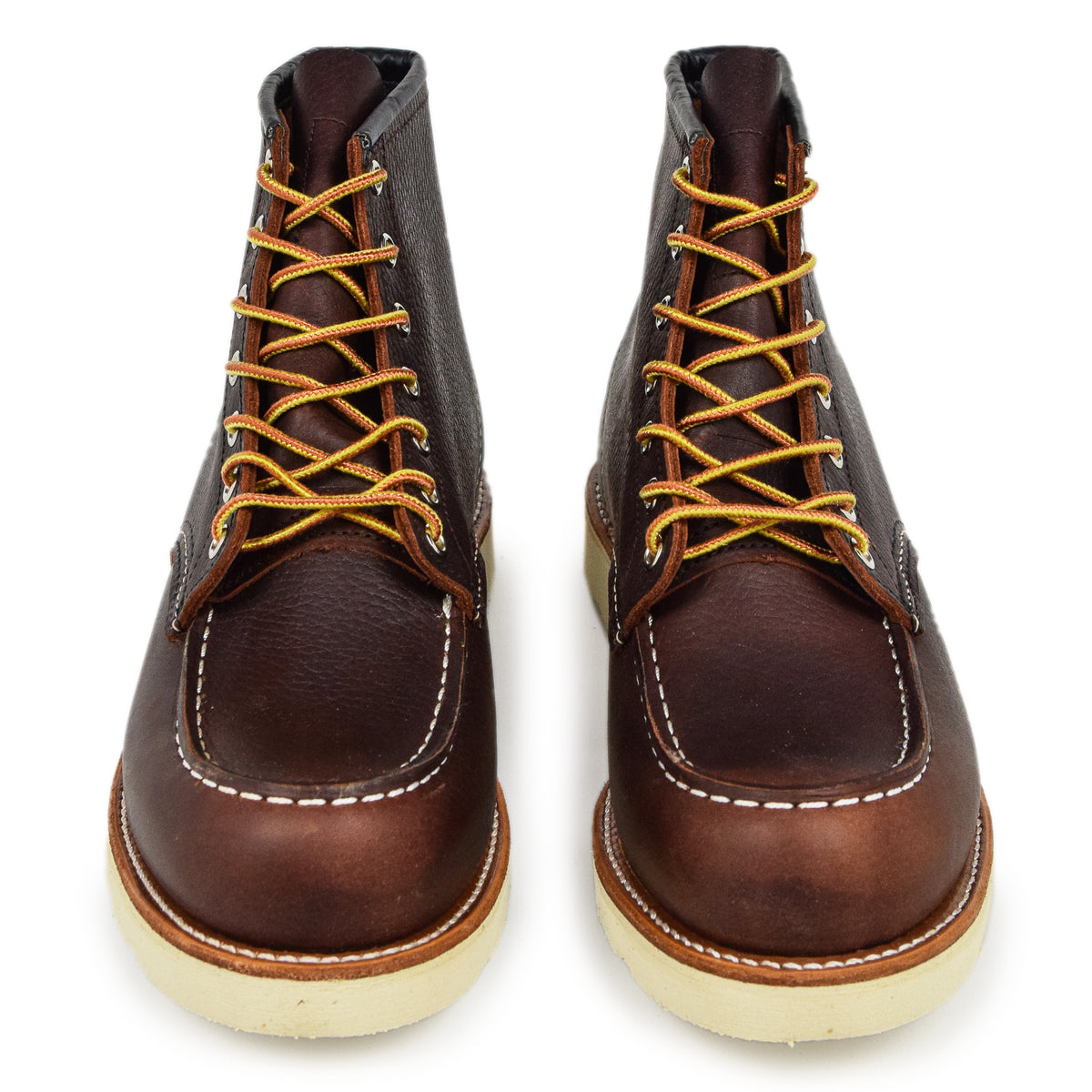 "Red Wing 8138 Classic 6"" Moc Toe Heritage Briar Oil Slick Leather Boot"