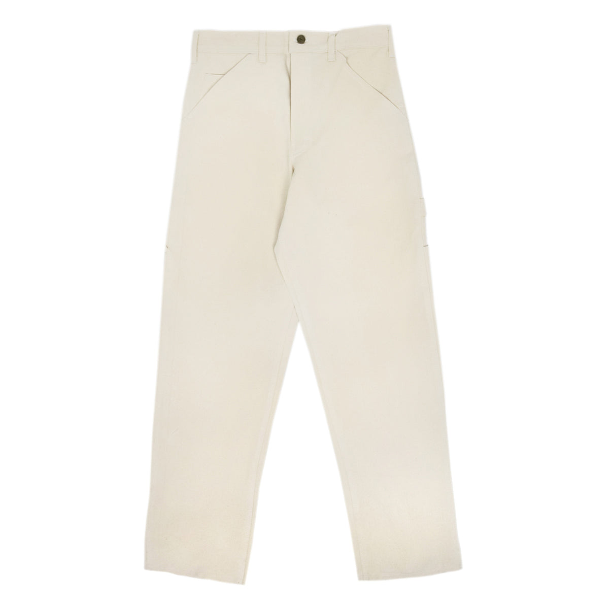 Stan Ray OG Painter Pant Natural Drill Made in USA front