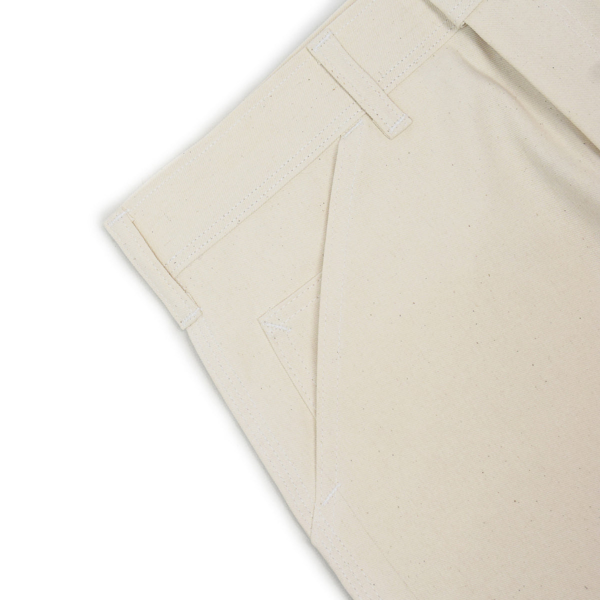 Stan Ray OG Painter Pant Natural Drill Made in USA pocket