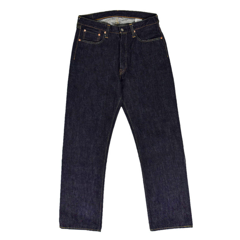 Sugar Cane One Wash 14.25oz Selvedge Denim Made in Japan front