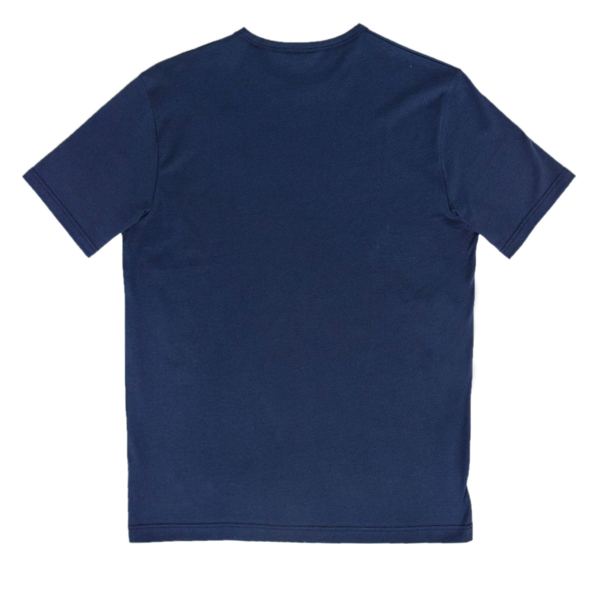 Sunspel Classic Crew T-Shirt Navy back