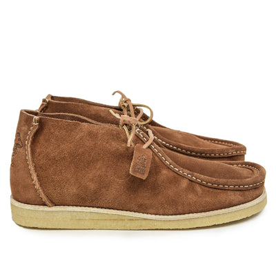 Yogi x Hikerdelic Eric Suede Chukka Boot Cola Brown side