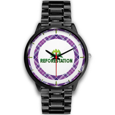 Julia REFORESTATION Watch v1 - Black