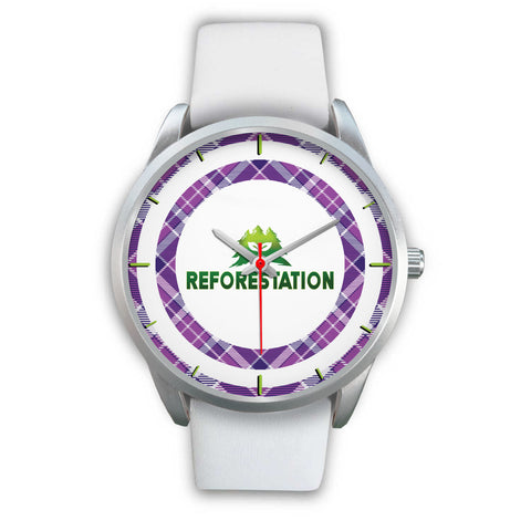 Julia REFORESTATION Watch v1 - Silver