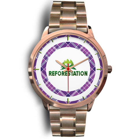 Julia REFORESTATION Watch v1 - Rose Gold