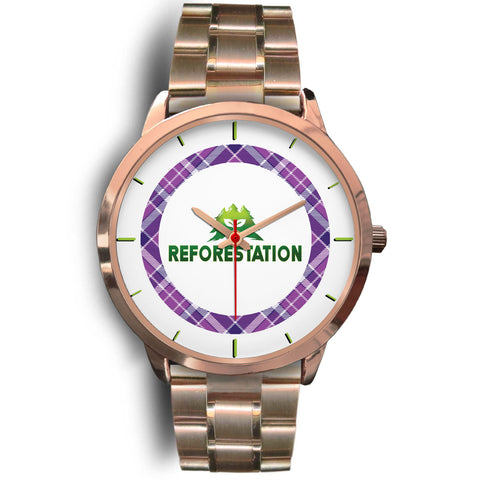 Julia REFORESTATION Watch v2 - Rose Gold