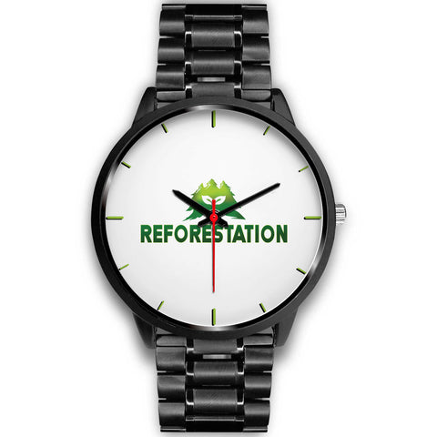 Julia REFORESTATION Watch v3 - Black