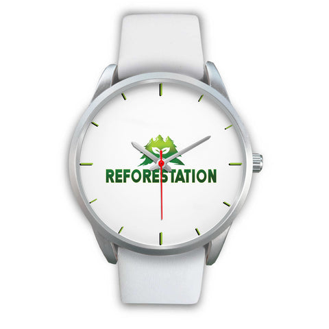 Julia REFORESTATION Watch v3 - Silver