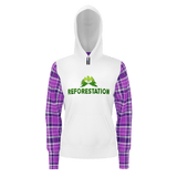 Julia REFORESTATION Equil Pullover Hoodie - Womens v2