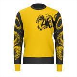 """龍"" Dragon Kanji Equil Sweater V2 - Mens"