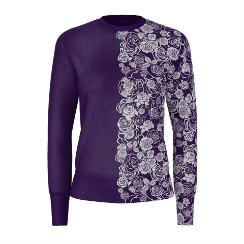 Violet's Excellent Equil Sweater - Womens