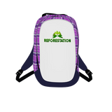 Julia REFORESTATION Equil Backpack - Unisex - Plaid
