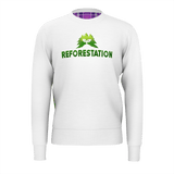 Julia REFORESTATION Equil Sweater - Mens - All White