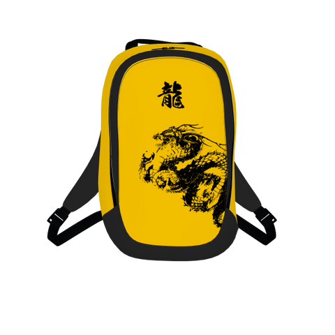 """龍"" (Ryu) Dragon Kanji Equil Backpack"