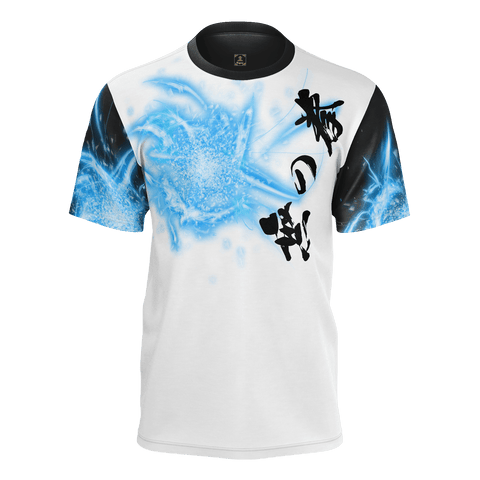 "Ryu's ""無の拳"" (Mu no Ken) Equil T-Shirt - Mens"