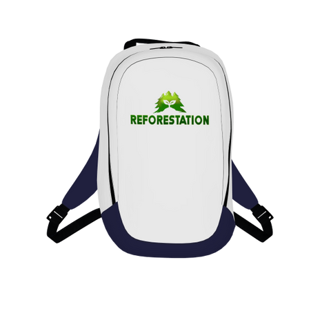 Julia REFORESTATION Equil Backpack - Unisex - White