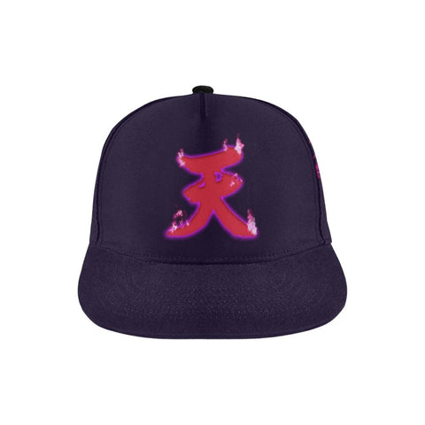 "Akuma's ""Satsui no Hado"" All Over Print Hat"